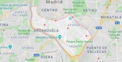 guarderias en el distrito de arganzuela